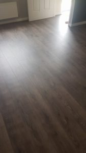 Dark Oak Laminate Flooring